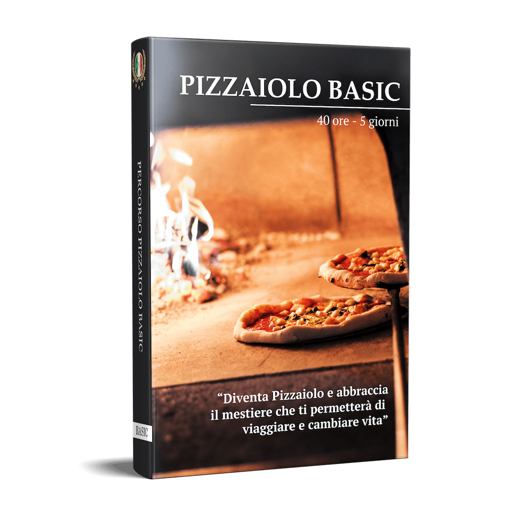 Percorso Formativo Pizzaiolo Basic Istituto Nazionale Pizzaioli 2021